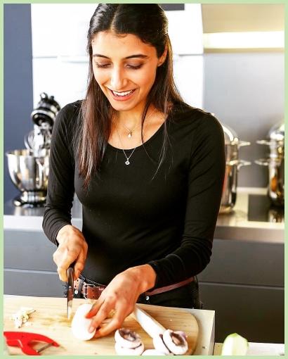 Consultante en cuisine végétale