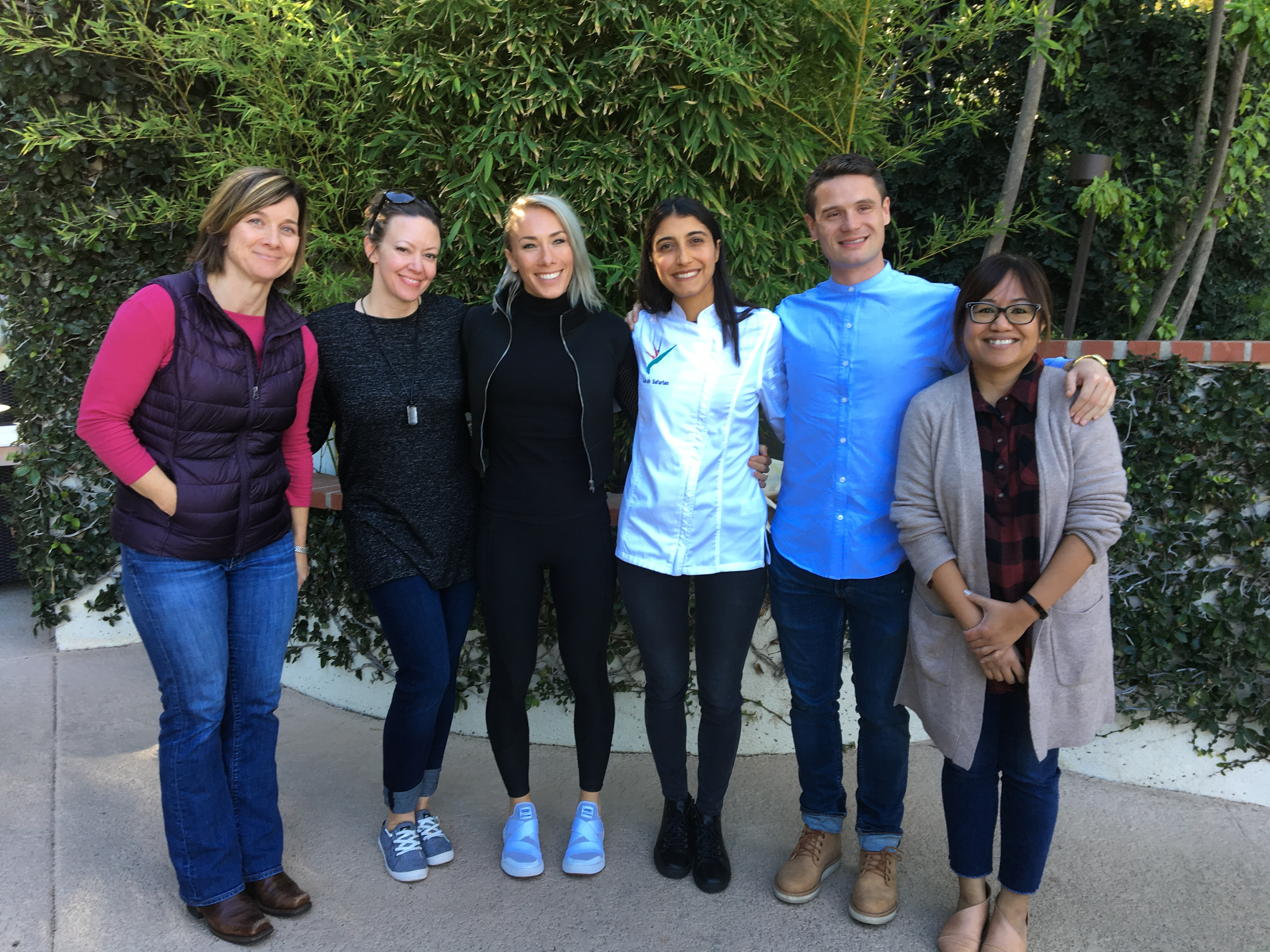 Plant-based Cooking classes Glen Ivy Hot Springs Corona Los Angeles California Influencers