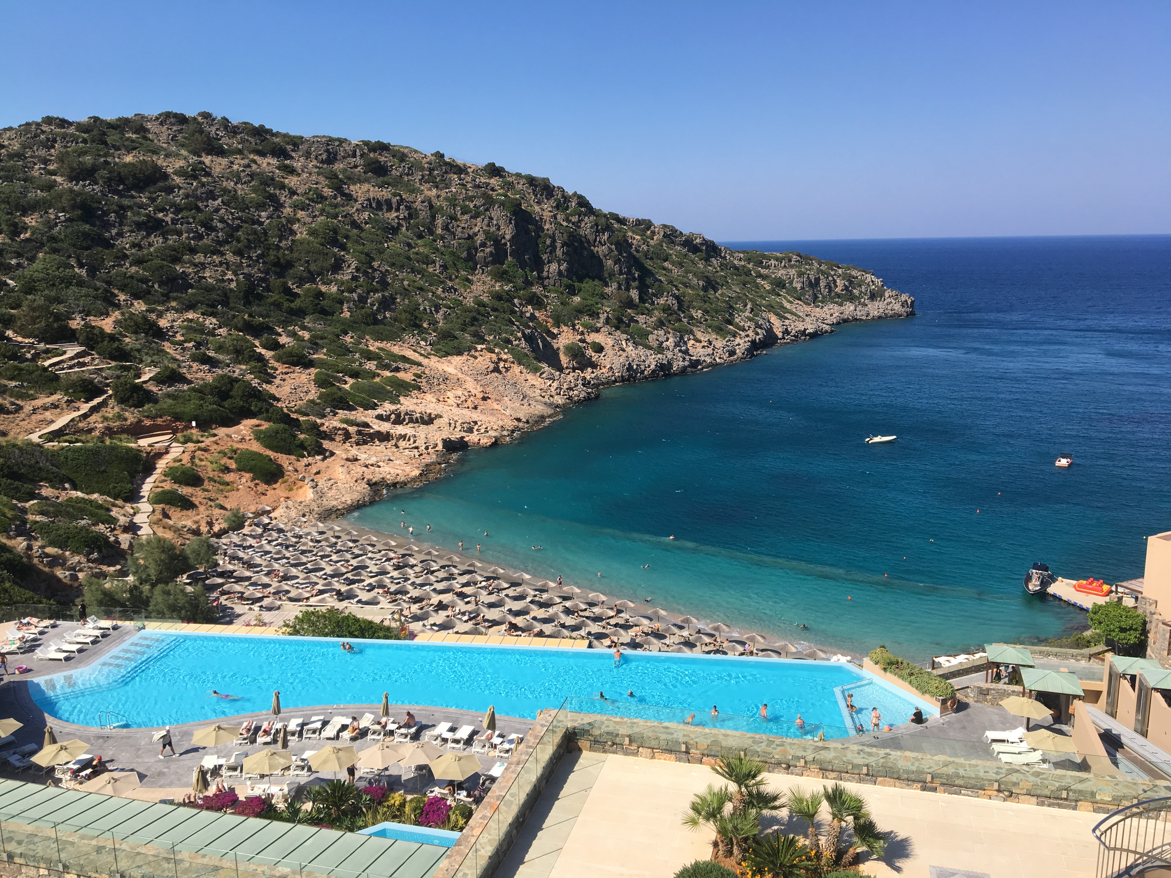 Daios Cove Luxury Resort & Villas, Crete, Grèce