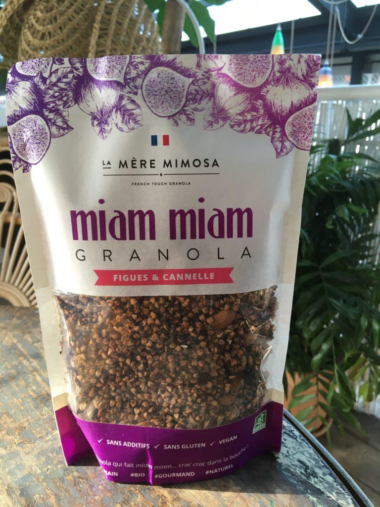 Miam Miam La Mère Mimosa Granola Team Building L'Oreal