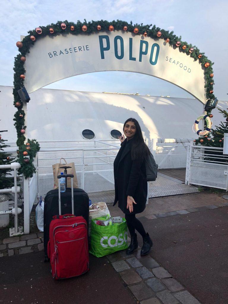 Brasserie Polpo Levallois Team Building L'Oreal